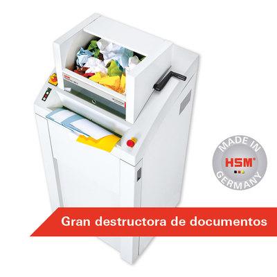Destructora de documentos industrial HSM Powerline 450.2 1503154