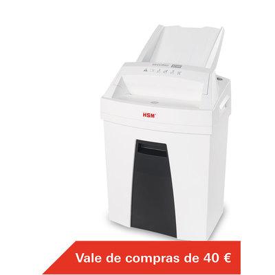 Destructora de documentos automática HSM AF100