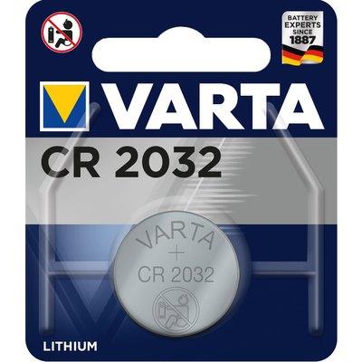 Pila de botón Varta Lithium CR2032 3V
