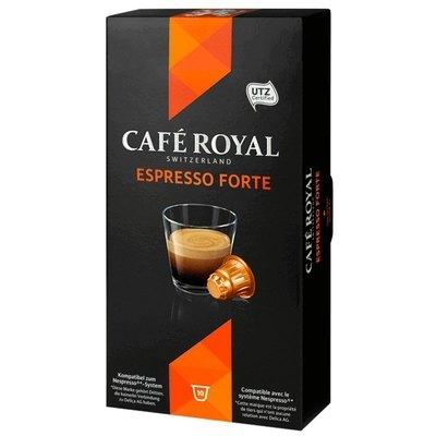 Cápsulas Café Royal Classic Nespresso Forte