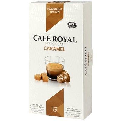 Cápsulas Café Royal Nespresso Flavoured Caramel
