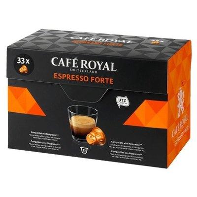 Cápsulas Café Royal Nespresso Classic XL Espresso Forte 2001020