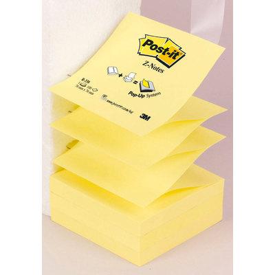 Bloc de notas adhesivas zig zag Post-it Z-Notes