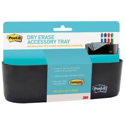 Bandeja de accesorios para pizarra adhesiva Post-it DEFTRAY-EU