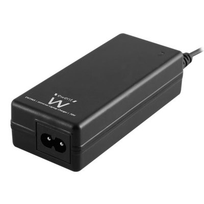 Cargador automático universal de notebook Ewent 90W