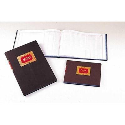 Libro de caja Folio Acta numerado