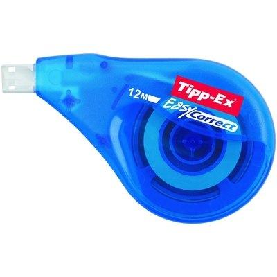 Corrector en cinta 4,2mm x 12m Tipp-Ex Easy 4,2 mm x 12 m