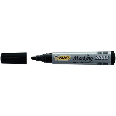 Rotulador permanente punta cónica Bic Marking 2000