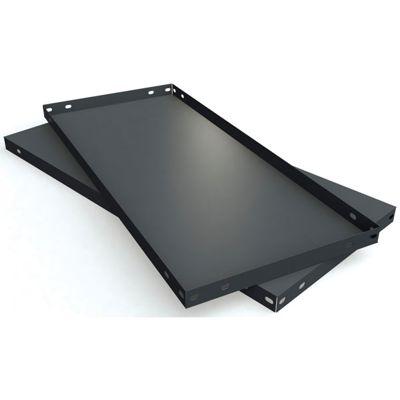 Bandeja metálica blanca para crear estanterías con tornillos 8425437002908