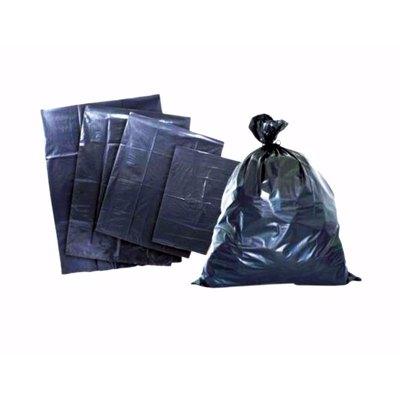 Bolsas de basura negras 100% sostenibles 70x90cm 420287