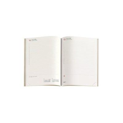 Recambio anual día página 2021 Miquel Rius Agenda Plus 15,5x21,3cm 22199