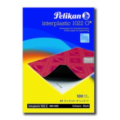 Papel carbón para máquina de escribir Pelikan