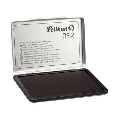 Tampón de sellar Nº2 Pelikan rojo
