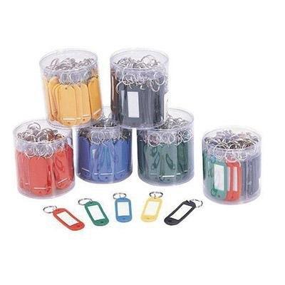 Llavero de plástico colores Artes colores surtidos
