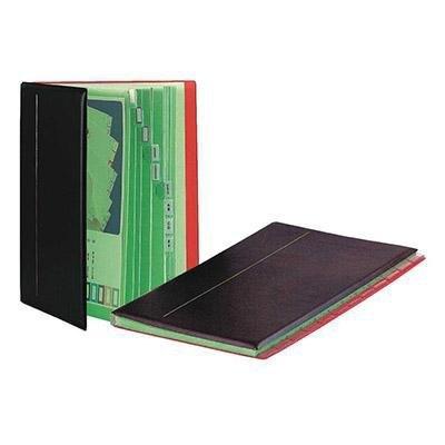 Carpeta clasificadora cartón fuelle Pardo 860