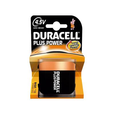 Pila alcalina Duracell Plus 4,5 v petaca 10040ADRP