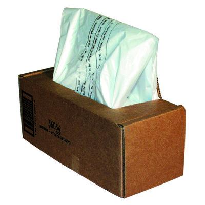 Bolsas de residuos para Destructora Fellowes 36054