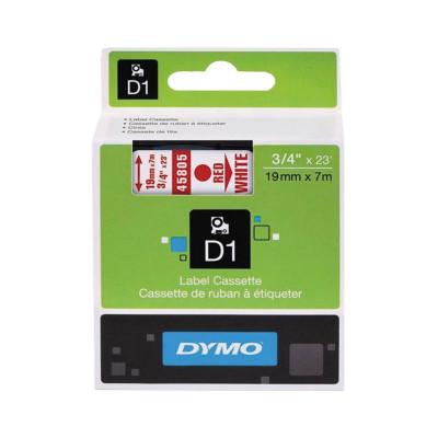 Cinta rotuladora electrónica Dymo D1 19mm. S0720850