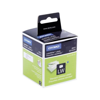 Etiquetas para impresoras Dymo Labelwriter 99012 99010