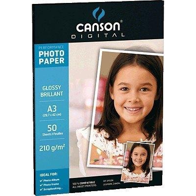 Papel fotográfico Canson Performance 200004321