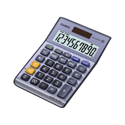 Calculadora de sobremesa 10 dígitos Casio MS-100TERII MS-100TERII
