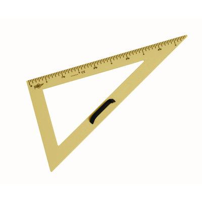 Cartabón para pizarras 50cm Faibo