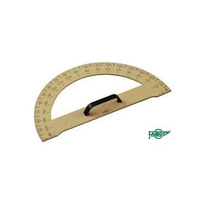Semicírculo para pizarras 40cm Faibo