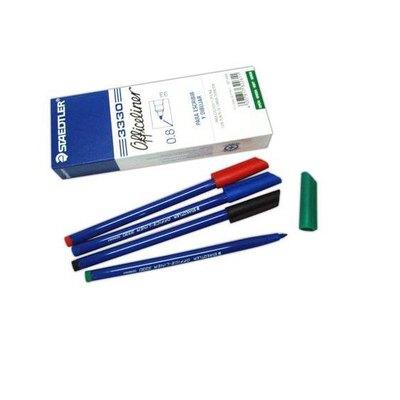 Rotulador punta de fibra Office Liner 3330 Staedtler 3330-9