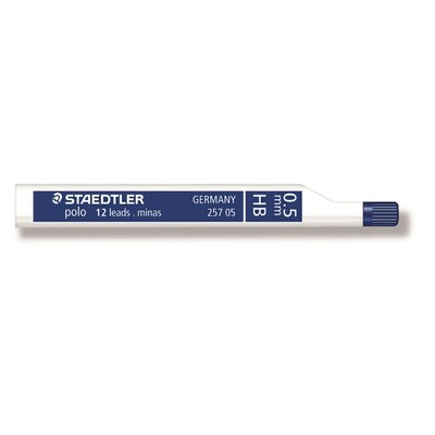 Minas de grafito 0,5mm Staedtler Polo