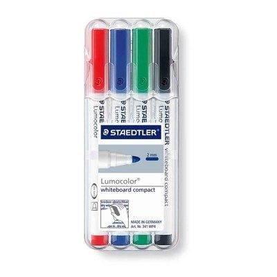 Rotulador para pizarra blanca Staedtler Lumocolor Whiteboard Compact 341