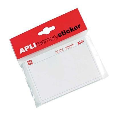 Bolsa Apli memorysticker Apli permanente 12552