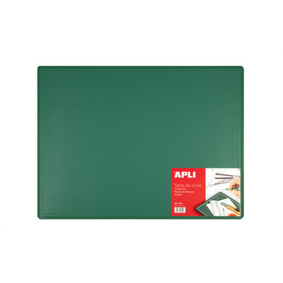 Tabla de corte verde Apli A3 (450x300x2mm)