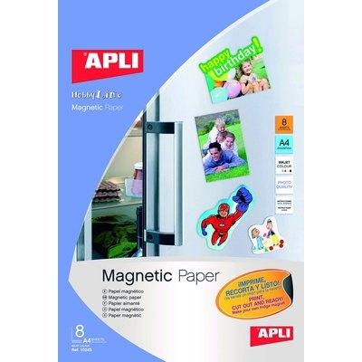 Papel transfer magnético Apli 10245