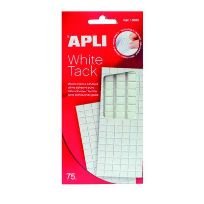 Masilla adhesiva Apli White Tack