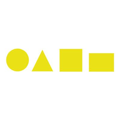 Gomets autoadhesivos permanentes figuras geométricas Apli 11163