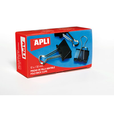 Pinza de pala reversible Apli 19mm