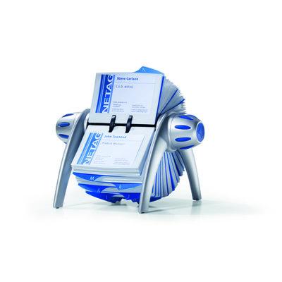 Tarjetero rotativo Durable Visifix flip