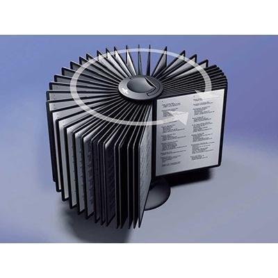 Clasificador de mesa giratorio Durable Sherpa 5633-01