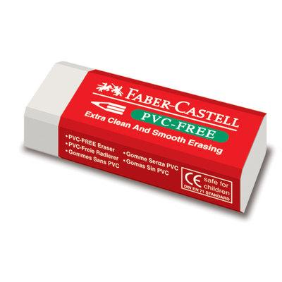 Goma de borrar sin PVC Faber-Castell 189520