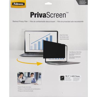 Filtro Privascreen para pantalla panorámica Fellowes  4800401