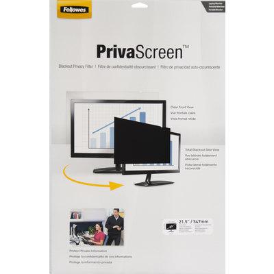 Filtros de privacidad Privascreen para pantalla panorámica 16:9 Fellowes  4807001