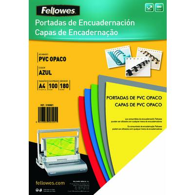 Portadas de encuadernar PVC opaco Fellowes 5100601