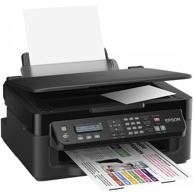 Multifunción inkjet Epson WorkForce WF-2510WF C11CC58302