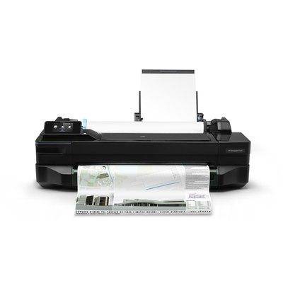 Impresora Plotter HP Designjet T120 24-in ePrinter CQ891A