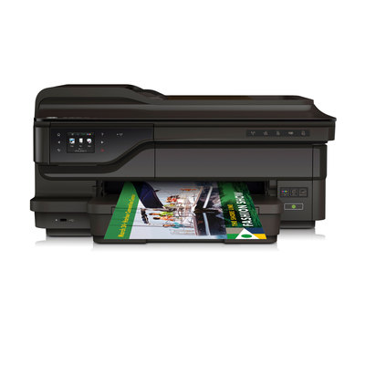 Equipo multifunción inkjet HP Officejet 7612 G1X85A
