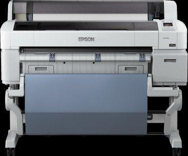Impresora cartelería Epson Láser Color A0 SureColor SC-T5200 C11CD67301A0