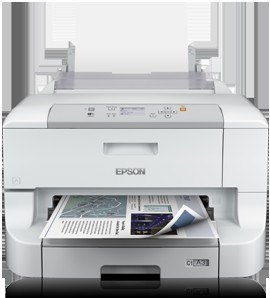 Impresora Epson Inyección Color A3+ WorkForce Pro WF-8090DW