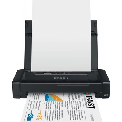 Impresora Epson Inyección Color A4 WorkForce WF-100