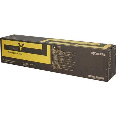 Tóner Kyocera TK-8600Y amarillo  20.000 páginas