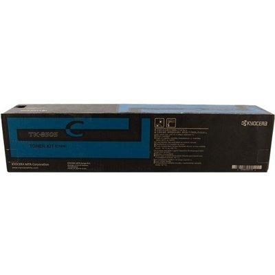 Tóner Kyocera TK-8505C cian  20.000 páginas